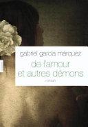 De l'amour et autres démons ebook