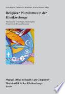 Religiöser Pluralismus in der Klinikseelsorge