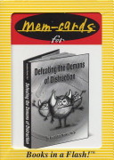 Personal Coaching Deck: Mem-Cards for Defeating the Demons of Distraction