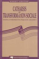 Pdf Catharsis et transformation sociale dans la théorie politique de Gramsci Telecharger