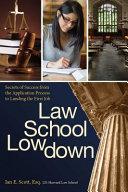 Law School Lowdown