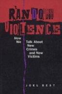 Random Violence Pdf/ePub eBook