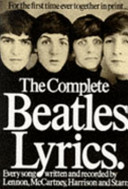 The Complete Beatles Lyrics