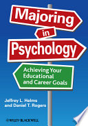 Majoring In Psychology Book PDF