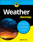 Weather For Dummies Book