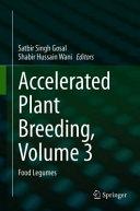 Accelerated Plant Breeding  Volume 3