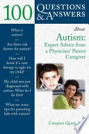 100 Questions Answers About Autism