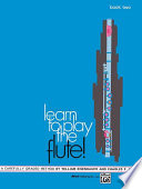 Learn To Play The Flute Book 2