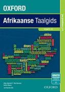 Books - Oxford Afrikaanse Taalgids | ISBN 9780190721626