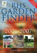 RHS Garden Finder 2006-2007