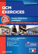 QCM et exercices de Français culture générale mathématiques logique Catégories A,B et C