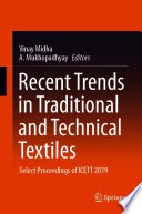 Recent Trends in Traditional and Technical Textiles Book