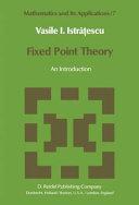 Fixed Point Theory