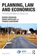 Planning  Law and Economics
