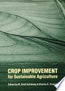 Crop Improvement For Sustainable Agriculture Book PDF