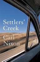 Settlers' Creek Pdf/ePub eBook