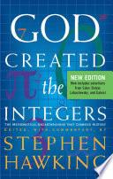 God Created The Integers Book