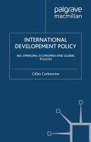 International Development Policy Pdf/ePub eBook
