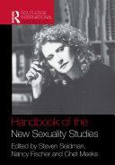 Handbook of the New Sexuality Studies