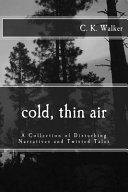 Cold  Thin Air