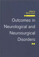 Outcomes in Neurological and Neurosurgical Disorders