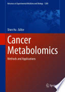 Cancer Metabolomics