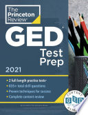 Princeton Review GED Test Prep 2021