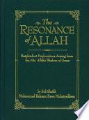The Resonance of Allah