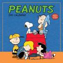 Peanuts 2015 Wall