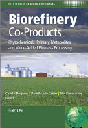 Biorefinery Co Products