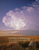 Essentials of Meteorology  An Invitation to the Atmosphere Book