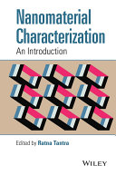 Nanomaterial Characterization