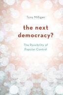 The Next Democracy