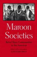 Maroon Societies