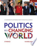 Politics In A Changing World Book