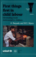 First Things First in Child Labour