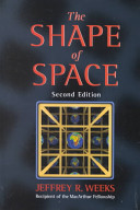 Cover image of The shape of space