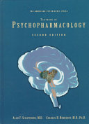 The American Psychiatric Press Textbook of Psychopharmacology Book
