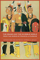The Osage and the Invisible World