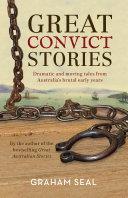 Great Convict Stories