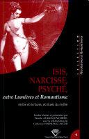 Isis, Narcisse, Psyché entre lumières et romantisme