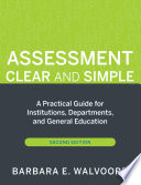 Assessment Clear and Simple