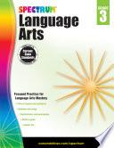 """Spectrum Language Arts, Grade 3"" by Spectrum"