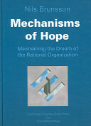 Mechanisms of hope