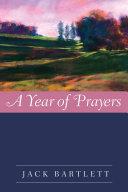 A Year of Prayers Pdf/ePub eBook