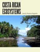 Costa Rican Ecosystems