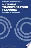 National Transportation Planning