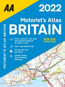 Motorist s Atlas Britain 2022