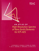 An Atlas of High Resolution Spectra of Rare Earth Elements for Inductively Coupled Plasma Atomic Emission Spectroscopy