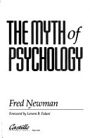 The Myth of Psychology Book